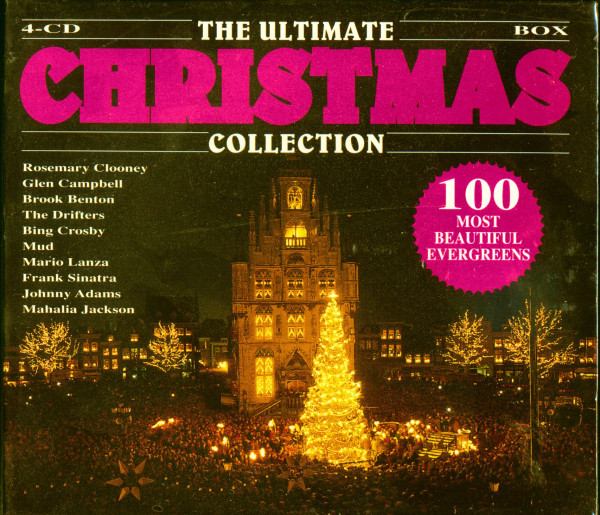 The Ultimate Christmas Collection (4-CD)