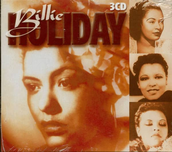 Billie Holiday (3-CD)