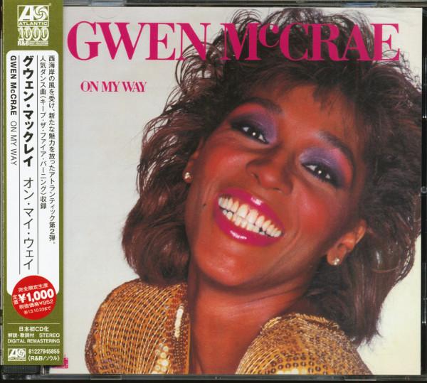 On My Way (CD, Japan)