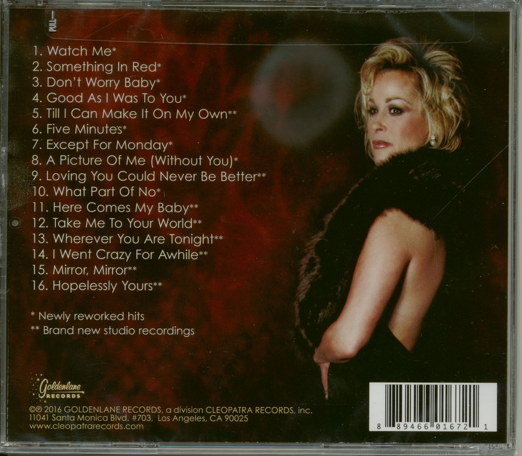 Lorrie Morgan CD: A Picture Of Me - Greatest Hits And More ...