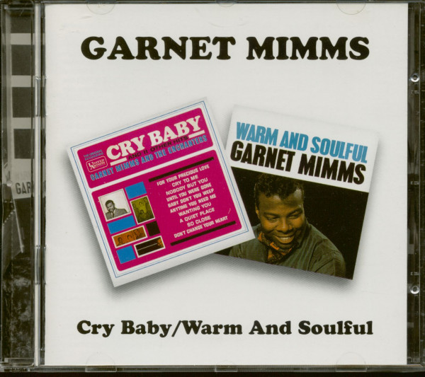 Cry Baby - Warm And Soulful