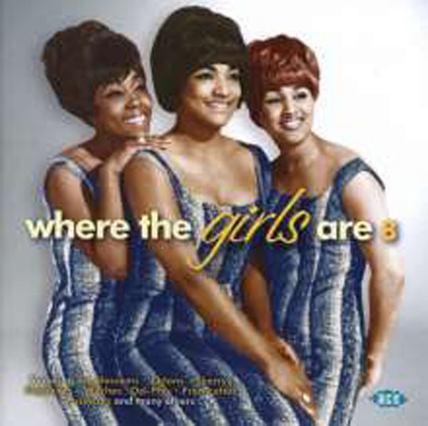 Where The Girls Are Vol.8
