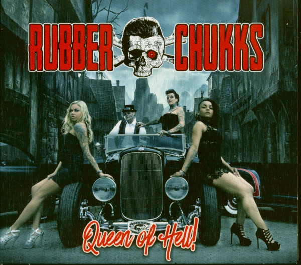 Queen Of Hell (CD)