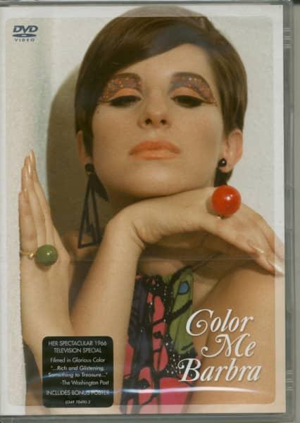 Color Me Barbra - 1966 TV Special