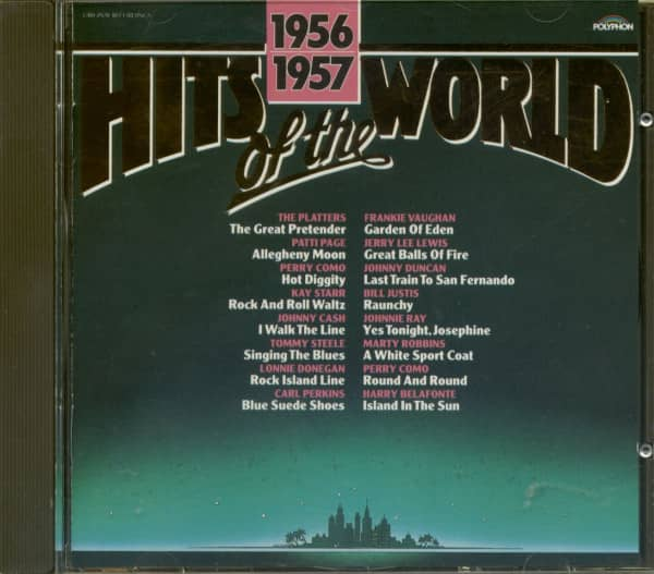 1956-57, Hits Of The World
