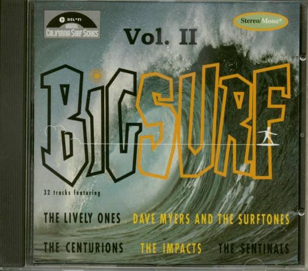 Big Surf Vol.2 (Del-Fi Original California Surf Series)