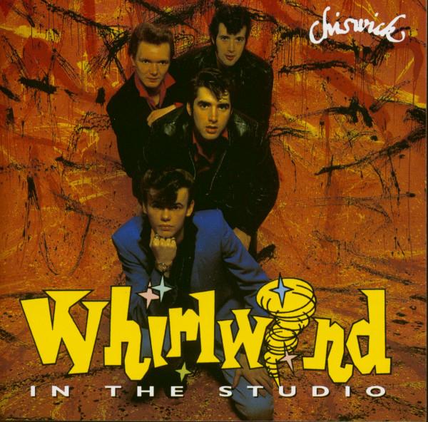 In The Studio (CD)