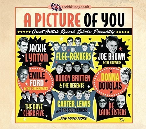 A Picture Of You - Great British Record Labels: Piccadilly (2-CD)