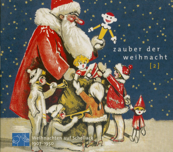 Vol.2, Zauber der Weihnacht - auf Schellack