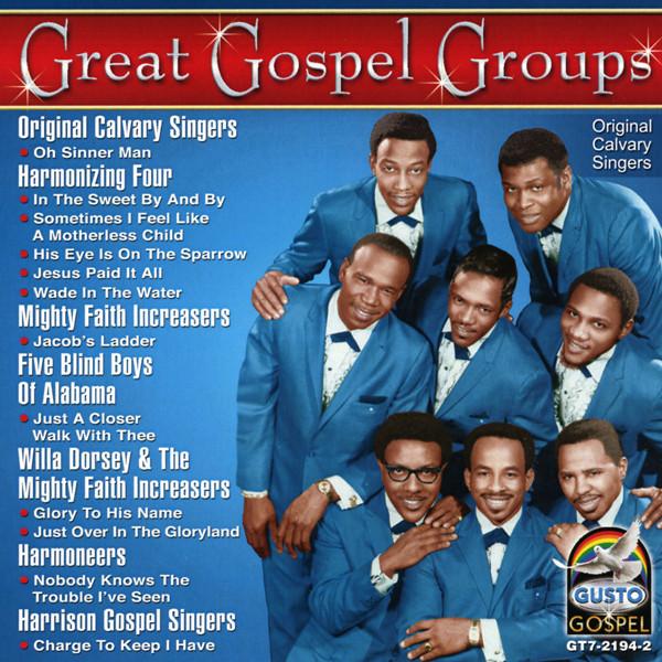 Great Gospel Groups