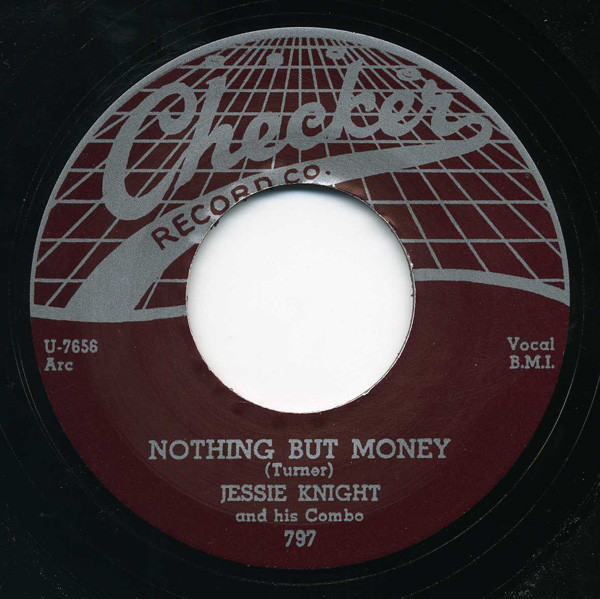 Me And My Chauffeur - Nothing But Money 7inch, 45rpm