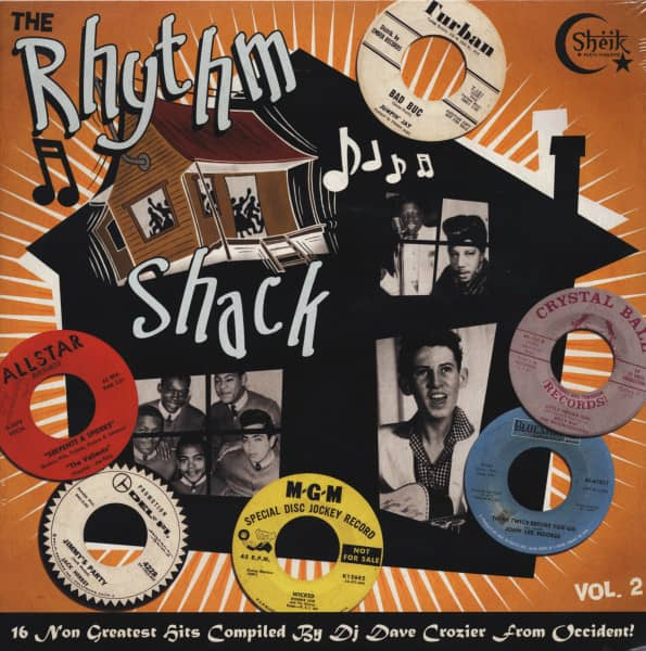 The Rhythm Shack Vol.2