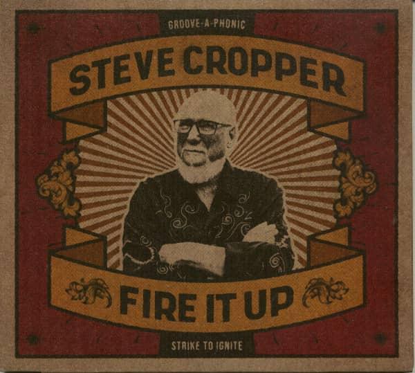 Fire It Up (CD)