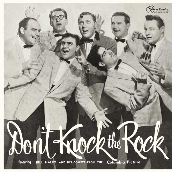 Don't Knock The Rock (LP, 10inch, Ltd.)