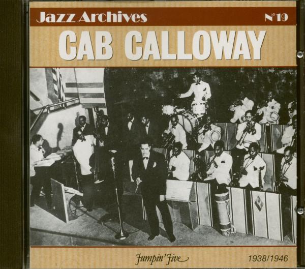 Jumpin' Jive - 1938-1946 (CD)