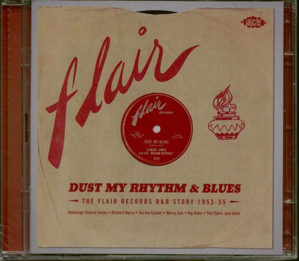 Dust My Rhythm & Blues - The Flair Records R&B Story 1953-55 (2-CD)