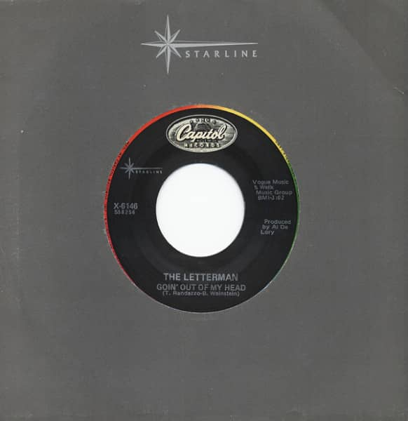 Goin' Out Of My Head - Hurt So Bad 7inch, 45rpm