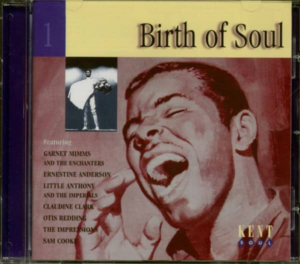 Birth Of Soul (CD)