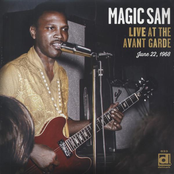 Live At The Avant Garde, June 22, 1968 (2-LP)