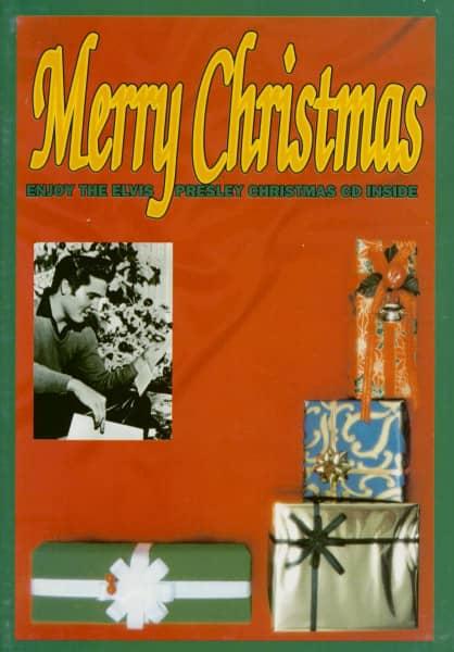 Merry Christmas (CD, Card & Envelope)