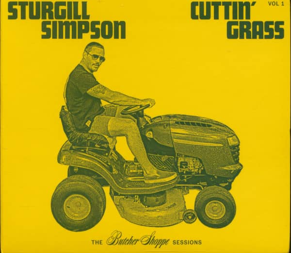 Cuttin' Grass Vol.1 (CD)