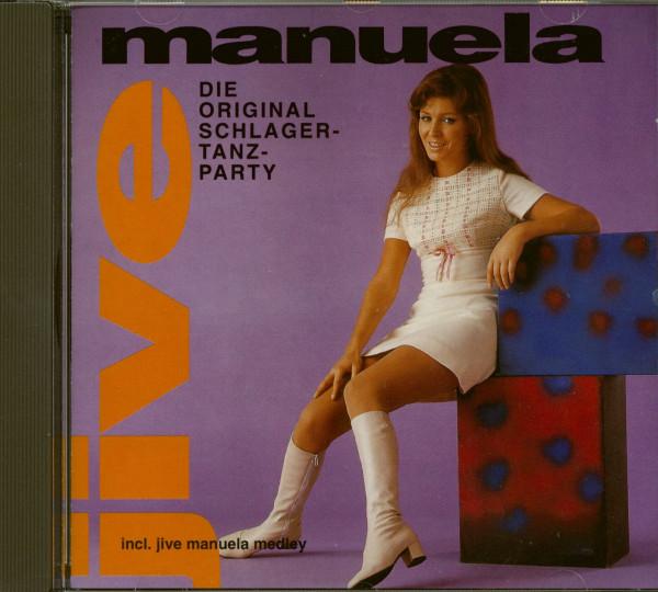 Jive Manuela (CD)