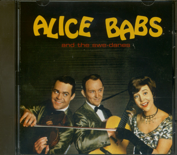 Alice Babs And The Swe-Danes (CD)