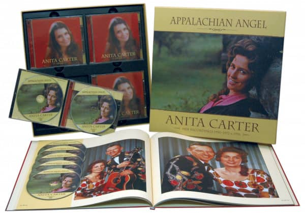 Appalachian Angel 1950-72 & 1996 (7CD)