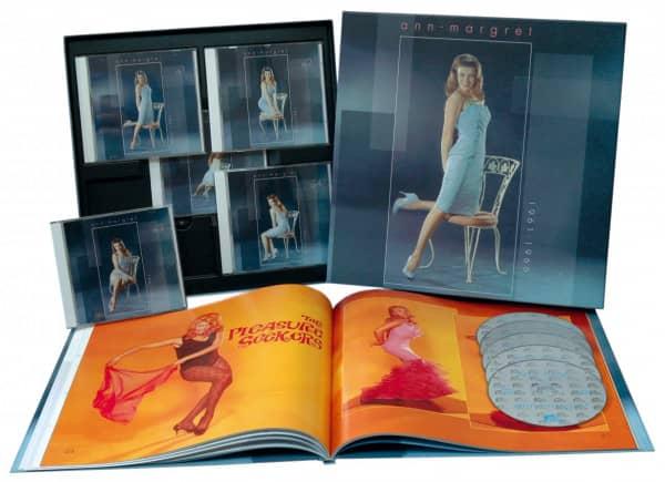 Ann-Margret 1961 - 1966 (5-CD Deluxe Box Set)