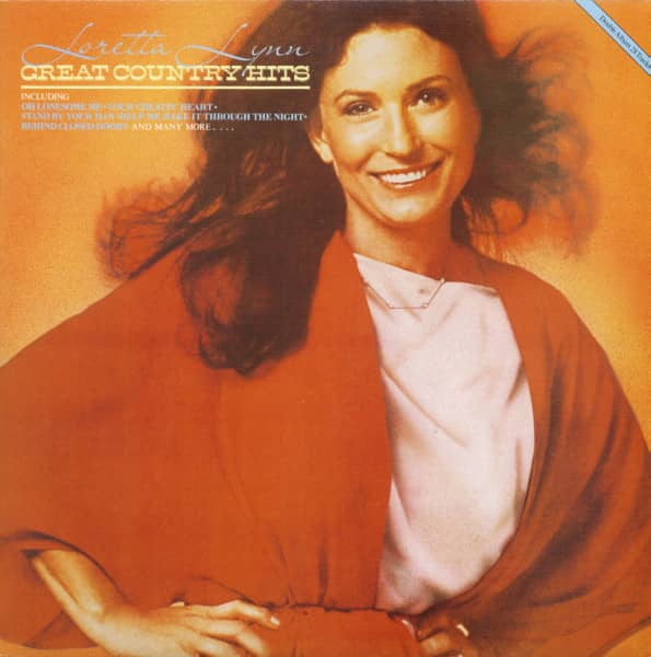 Great Country Hits (2-LP)