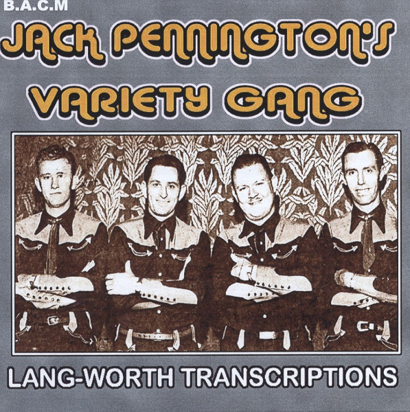 Lang-Worth Transcriptions