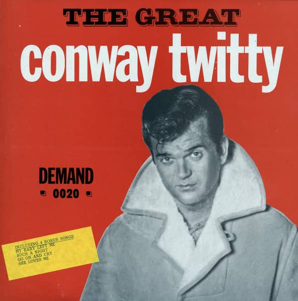 The Great Conway Twitty