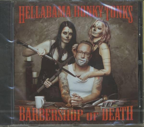 Barbershop Of Death (CD)