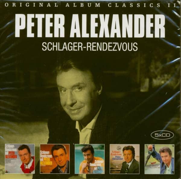 Original Album Classics Vol.2 - Schlager-Rendezvous (5-CD)