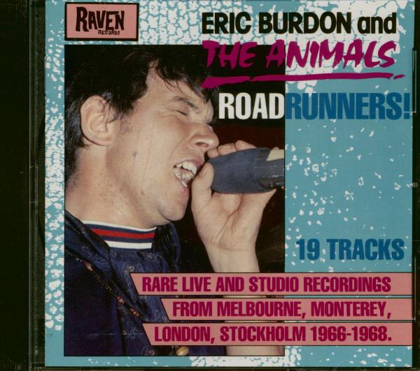 Roadrunners (CD)