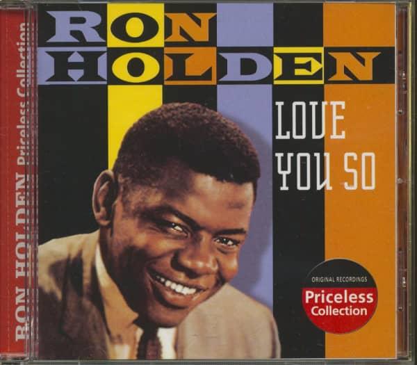Love You So (CD)