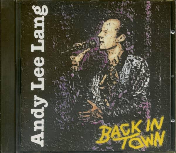 Back In Town (CD)