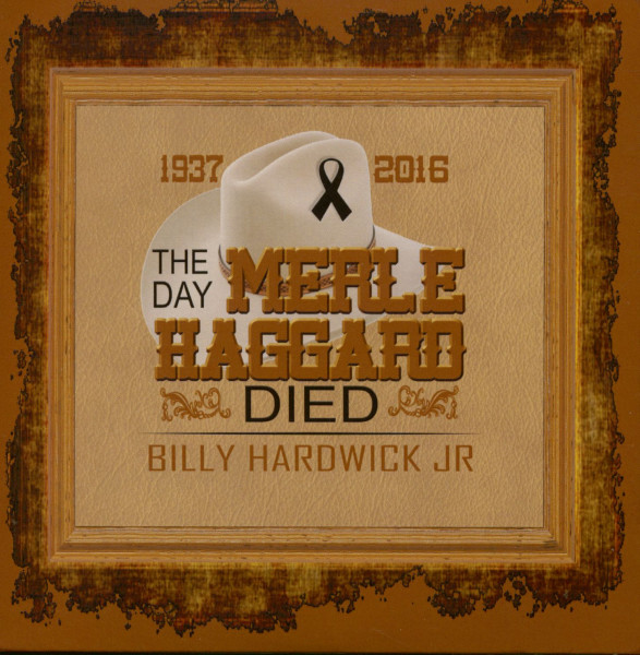 The Day Merle Haggard Died (CD)