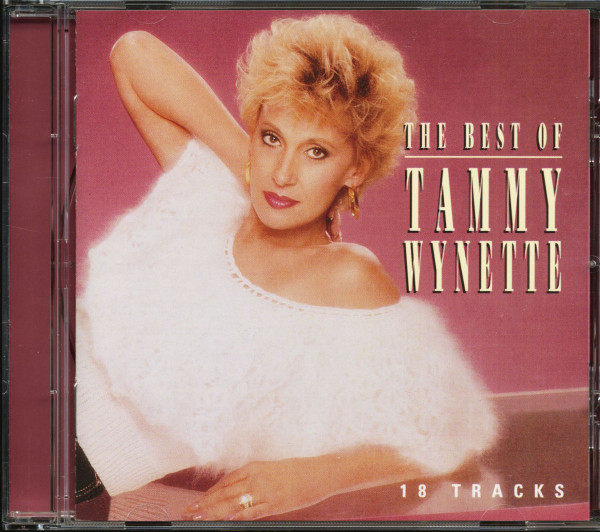 The Best Of Tammy Wynette (CD)