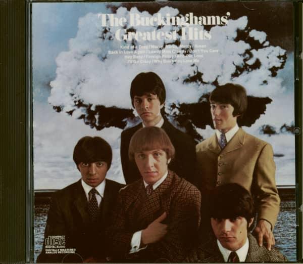 The Buckinghams' Greatest Hits (CD)
