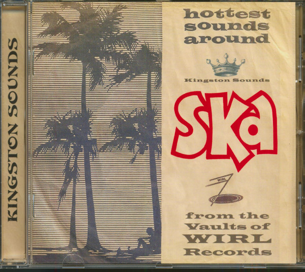 Ska - From The Vaults Of WIRL Records (CD)