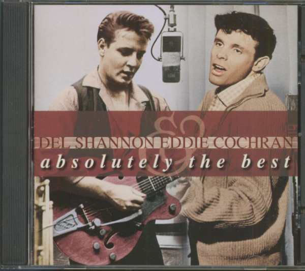 Del Shannon - Eddie Cochran - Absolutely The Best (CD)