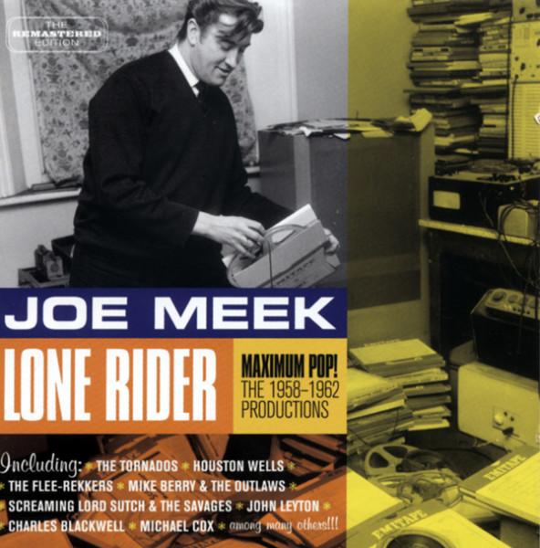 Lone Rider - Maximum Pop!