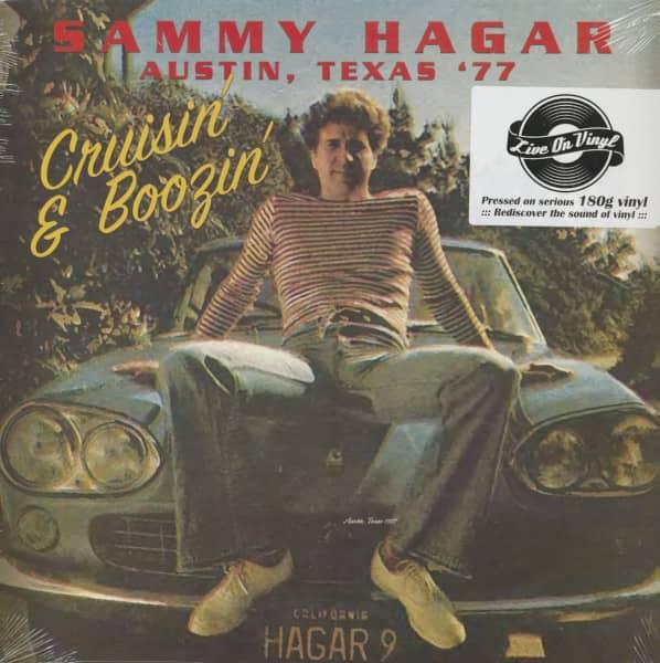 Austin, Texas 1977 - Cruisin And Boozin' (LP, 180g Vinyl)