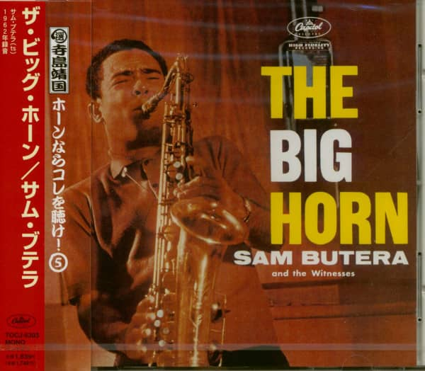 The Big Horn (CD Japan)