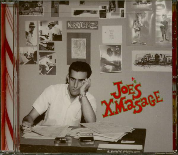 Joe's XMasage (CD)
