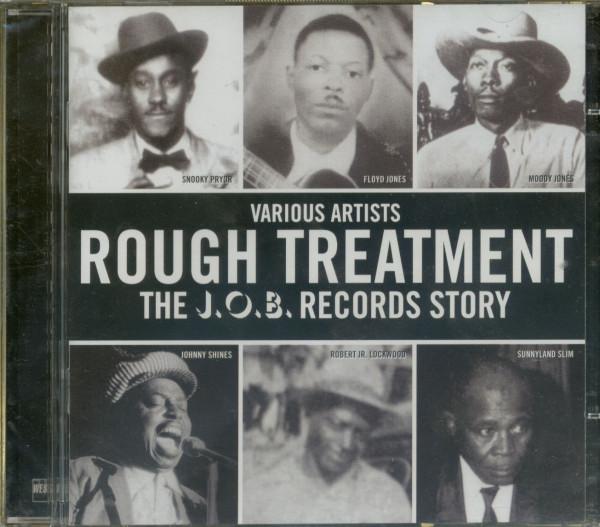 Rough Treatment (2-CD)