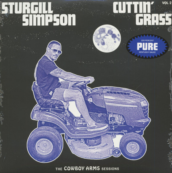 Cuttin' Grass Vol.2 - The Cowboy Arms Sessions (LP)
