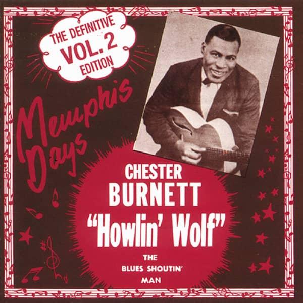 Memphis Days Vol.2 (CD)