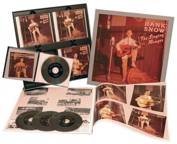 Singing Ranger Vol.2 (4-CD Deluxe Box Set)
